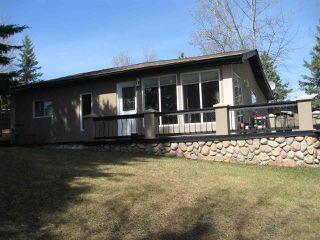 Main Photo: 61 54126 Rge Rd 52: Rural Lac Ste. Anne County House for sale : MLS®# E4109256