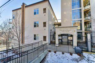 Main Photo: 615 10503 98 Avenue in Edmonton: Zone 12 Condo for sale : MLS®# E4113381