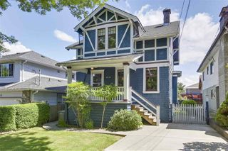 Photo 1: 4024 GLADSTONE Street in Vancouver: Victoria VE House for sale (Vancouver East)  : MLS®# R2275314