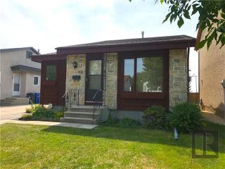 Photo 1: 142 Dunits Drive in Winnipeg: Sun Valley Park Residential for sale (3H)  : MLS®# 1816095