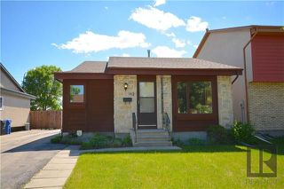 Photo 2: 142 Dunits Drive in Winnipeg: Sun Valley Park Residential for sale (3H)  : MLS®# 1816095