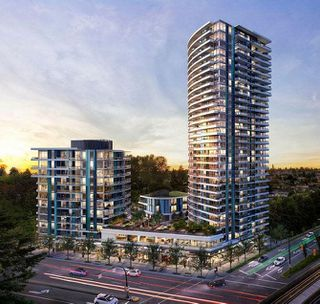 "Photo 1: 809 8189 CAMBIE Street in Vancouver: Marpole Condo for sale in ""NORTH WEST"" (Vancouver West)  : MLS®# R2294333"