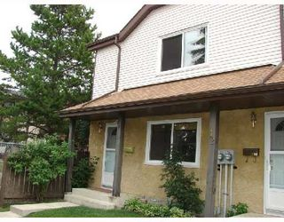 Main Photo: 43 1411 MILL WOODS Road E in Edmonton: Zone 29 Townhouse for sale : MLS®# E4128401