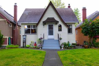 Photo 1: 341 W 22ND Avenue in Vancouver: Cambie House for sale (Vancouver West)  : MLS®# R2315172