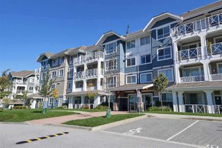 Main Photo: 203 16396 64 Avenue in Surrey: Cloverdale BC Condo for sale (Cloverdale)  : MLS®# R2315366