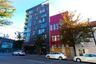 "Photo 2: 610 150 E CORDOVA Street in Vancouver: Downtown VE Condo for sale in ""INGASTOWN"" (Vancouver East)  : MLS®# R2315751"