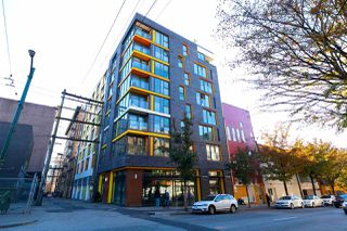 "Photo 1: 610 150 E CORDOVA Street in Vancouver: Downtown VE Condo for sale in ""INGASTOWN"" (Vancouver East)  : MLS®# R2315751"