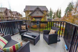 """Photo 8: 3 55 HAWTHORN Drive in Port Moody: Heritage Woods PM Townhouse for sale in """"COBALT SKY"""" : MLS®# R2325456"""
