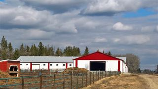 Main Photo: 27023 Twp Road 511: Rural Parkland County Business with Property for sale : MLS®# E4138655