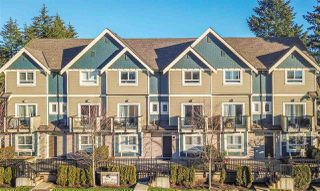 "Main Photo: 203 3488 SEFTON Street in Port Coquitlam: Glenwood PQ Townhouse for sale in ""SEFTON SPRINGS"" : MLS®# R2330445"