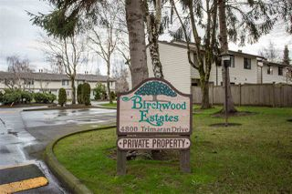 "Photo 1: 10 4800 TRIMARAN Drive in Richmond: Steveston South Townhouse for sale in ""BIRCHWOOD ESTATES"" : MLS®# R2333383"