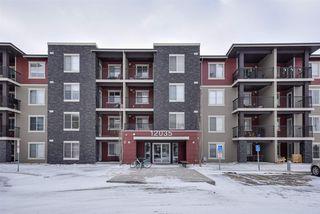 Main Photo: 219 12035 22 Avenue SW in Edmonton: Zone 55 Condo for sale : MLS®# E4142034