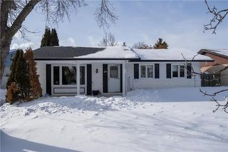 Photo 1: 6 Bridgecrest Drive in Winnipeg: Canterbury Park Residential for sale (3M)  : MLS®# 1904596