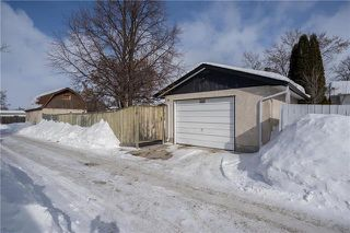 Photo 20: 6 Bridgecrest Drive in Winnipeg: Canterbury Park Residential for sale (3M)  : MLS®# 1904596