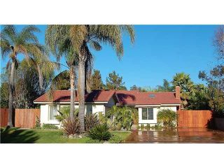 Main Photo: ENCINITAS House for sale : 4 bedrooms : 303 Gardendale Rd