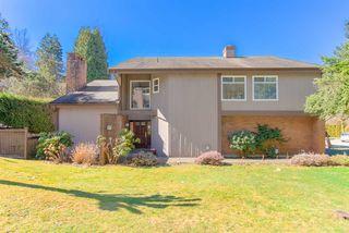 """Photo 2: 5493 ELWYN Drive in Burnaby: Deer Lake House for sale in """"BLENHEIM WOODS"""" (Burnaby South)  : MLS®# R2356735"""