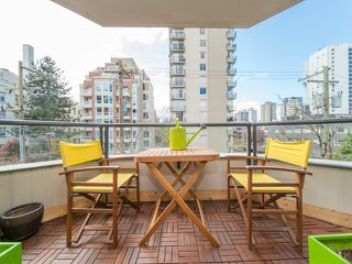"Photo 14: 507 1950 ROBSON Street in Vancouver: West End VW Condo for sale in ""THE CHATSWORTH"" (Vancouver West)  : MLS®# R2358021"