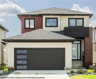 Main Photo: 110 Lucerne Place in Winnipeg: Bonavista Residential for sale (2J)  : MLS®# 1908426