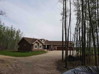 Photo 1: 31 1319 TWP RD 510: Rural Parkland County House for sale : MLS®# E4151734