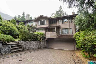 Main Photo: 5514 DEERHORN Lane in North Vancouver: Grouse Woods House for sale : MLS®# R2365617