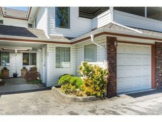"Main Photo: 21 22128 DEWDNEY TRUNK Road in Maple Ridge: West Central Townhouse for sale in ""Dewdney Place"" : MLS®# R2367027"