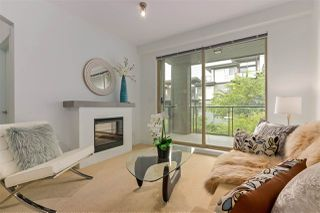 "Photo 1: 409 7488 BYRNEPARK Walk in Burnaby: South Slope Condo for sale in ""GREEN-Autumn"" (Burnaby South)  : MLS®# R2371632"