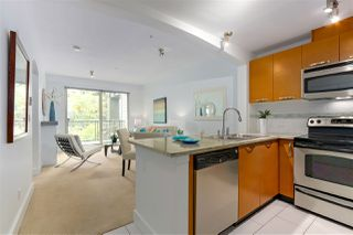 "Photo 7: 409 7488 BYRNEPARK Walk in Burnaby: South Slope Condo for sale in ""GREEN-Autumn"" (Burnaby South)  : MLS®# R2371632"