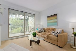 "Photo 2: 409 7488 BYRNEPARK Walk in Burnaby: South Slope Condo for sale in ""GREEN-Autumn"" (Burnaby South)  : MLS®# R2371632"