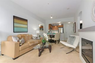"Photo 3: 409 7488 BYRNEPARK Walk in Burnaby: South Slope Condo for sale in ""GREEN-Autumn"" (Burnaby South)  : MLS®# R2371632"
