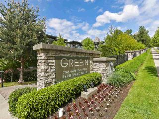 "Photo 17: 409 7488 BYRNEPARK Walk in Burnaby: South Slope Condo for sale in ""GREEN-Autumn"" (Burnaby South)  : MLS®# R2371632"