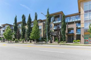 """Photo 1: 301 55 EIGHTH Avenue in New Westminster: GlenBrooke North Condo for sale in """"Eight West"""" : MLS®# R2377360"""