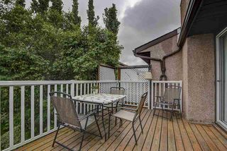 Photo 30: 11009 173A Avenue in Edmonton: Zone 27 House Half Duplex for sale : MLS®# E4160709