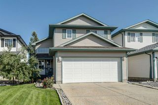 Main Photo: 849 BLACKLOCK Way in Edmonton: Zone 55 House for sale : MLS®# E4171007