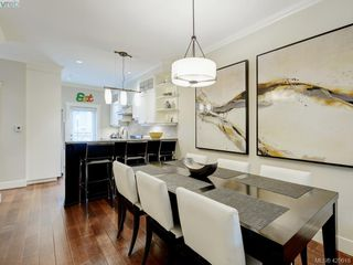 Photo 6: 14 675 Superior Street in VICTORIA: Vi James Bay Row/Townhouse for sale (Victoria)  : MLS®# 420018