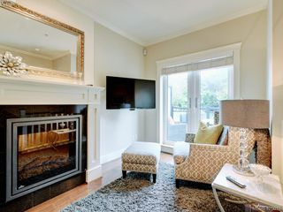 Photo 4: 14 675 Superior Street in VICTORIA: Vi James Bay Row/Townhouse for sale (Victoria)  : MLS®# 420018