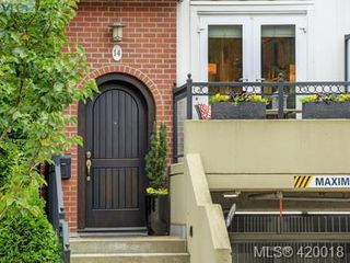 Photo 16: 14 675 Superior St in VICTORIA: Vi James Bay Row/Townhouse for sale (Victoria)  : MLS®# 831309