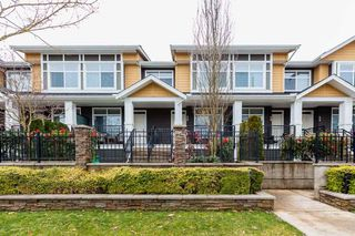 """Main Photo: 50 11461 236 Street in Maple Ridge: Cottonwood MR Townhouse for sale in """"Two Birds"""" : MLS®# R2432687"""