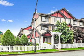 "Main Photo: 4 7168 179 Street in Surrey: Cloverdale BC Townhouse for sale in ""Ovation"" (Cloverdale)  : MLS®# R2472432"