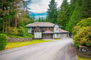 Main Photo: 140 SEYMOUR VIEW Road: Anmore House for sale (Port Moody)  : MLS®# R2476008