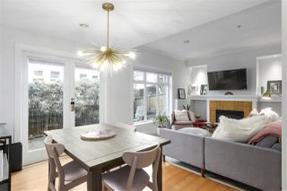 Photo 5: 357 W 11TH AVENUE in Vancouver: Mount Pleasant VW Townhouse for sale (Vancouver West)  : MLS®# R2474655
