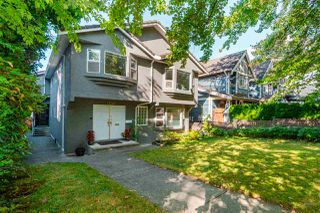Main Photo: 1133 E 15TH Avenue in Vancouver: Mount Pleasant VE House 1/2 Duplex for sale (Vancouver East)  : MLS®# R2493322