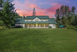 Main Photo: 3424 Pindar Rd in : CV Courtenay West House for sale (Comox Valley)  : MLS®# 854829