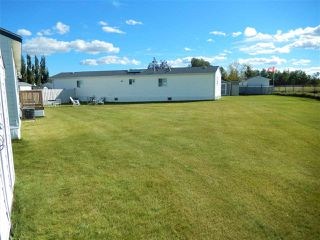 Photo 31: 3131 Lakewood Crescent in Edmonton: Zone 59 Mobile for sale : MLS®# E4214101