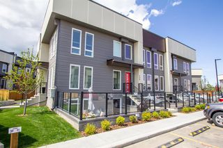 Photo 21: 19470 37 Street in Calgary: Seton Row/Townhouse for sale : MLS®# A1040986