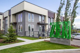 Photo 2: 19470 37 Street in Calgary: Seton Row/Townhouse for sale : MLS®# A1040986