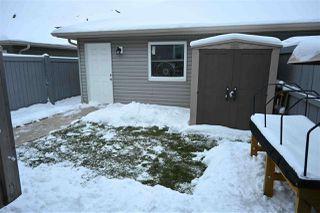 Photo 47: 8214 180 Avenue in Edmonton: Zone 28 House Half Duplex for sale : MLS®# E4220714