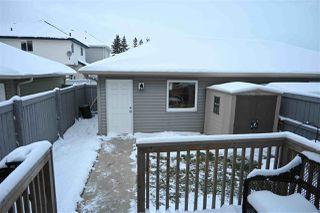 Photo 48: 8214 180 Avenue in Edmonton: Zone 28 House Half Duplex for sale : MLS®# E4220714