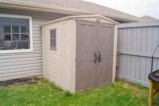 Photo 42: 8214 180 Avenue in Edmonton: Zone 28 House Half Duplex for sale : MLS®# E4220714