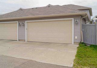 Photo 43: 8214 180 Avenue in Edmonton: Zone 28 House Half Duplex for sale : MLS®# E4220714