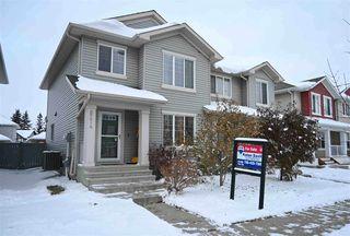 Photo 1: 8214 180 Avenue in Edmonton: Zone 28 House Half Duplex for sale : MLS®# E4220714